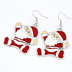 お買い得  イヤリング-女性用 イヤリング  -  クリスマス イヤリング 用途 日常