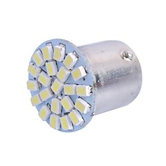 abordables Bombillas LED-SO.K 1156 Bombillas 2W W LED de Alto Rendimiento lm 22 Luz de la cola ForUniversal