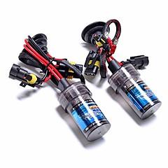 Недорогие Автомобильные фары-9005 Автомобиль Лампы 55 W 3200 lm HID ксеноны Налобный фонарь Назначение Toyota / Honda