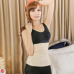 naisten masu ohjaus rasvaa buring laihtumiseen vyötärön cinchers Bambukuitu pitsi muotoilu alusvaatteet iho ny070