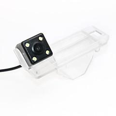 billige Alarmer og overvågning-renepai® 170 ° CCD vandtæt nattesyn bil bakkamera til mitsubishi jin hyun 420 tv-linjer NTSC / PAL-4led