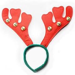 abordables Regalos-astas de navidad con pequeña campana