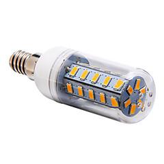 お買い得  LED 電球-YWXLIGHT® 700 lm E14 / G9 / E26 / E27 LEDコーン型電球 T 36 LEDビーズ SMD 5730 温白色 / クールホワイト / ナチュラルホワイト 220-240 V