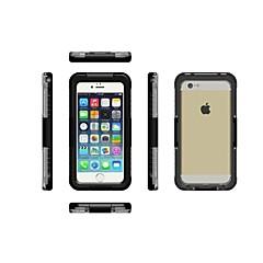 Для Кейс для iPhone 6 / Кейс для iPhone 6 Plus Прозрачный Кейс для Чехол Кейс для Армированный Твердый PCiPhone 6s Plus/6 Plus / iPhone