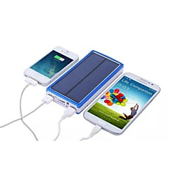 お買い得  モバイルバッテリー-用途 パワーバンク外付けバッテリ 5 V 用途 # 用途 バッテリーチャージャー 太陽光充電 LED