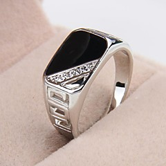 Ringe Party / Alltag / Normal Schmuck Aleación / Strass / Platiert Statementringe9 / 10 / 9½ / 10½