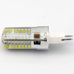abordables All 60% OFF-3W G9 64 leds SMD 3014 200-250lm Blanco Cálido Blanco Fresco AC 100-240