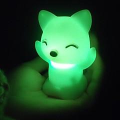 preiswerte Ausgefallene LED-Beleuchtung-1pc 3D Nachtlicht Batterie Wasserfest