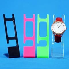 voordelige Sieradenverpakking & Display-Juwelenstandaarden Hars Zwart / Wit / Helder / Groen / Roze
