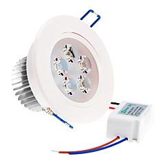 Plafondlampen 5 leds Krachtige LED Warm wit Koel wit Natuurlijk wit 350lm 6000K AC 220-240V