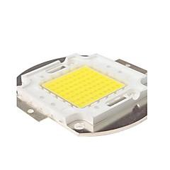 70w 6300lm 3000k warm wit led-chip (30-35v)