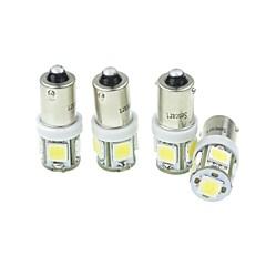 abordables Luces de Circulación Diurna-SO.K BA9S Coche Bombillas 2.5W LED de Alto Rendimiento / SMD LED 160lm LED las luces exteriores