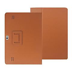 preiswerte Tablet-Hüllen-Hülle Für Huawei Ganzkörper-Gehäuse Tablet-Hüllen Volltonfarbe Hart PU-Leder für