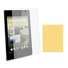 お買い得  タブレット用スクリーンプロテクター-エイサーアイコンa1-810用スクリーンプロテクター1個超薄型
