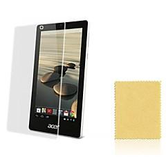 preiswerte Bildschirm-Schutzfolien für's Tablet-Displayschutzfolie für Acer PET 1 Stück Ultra dünn
