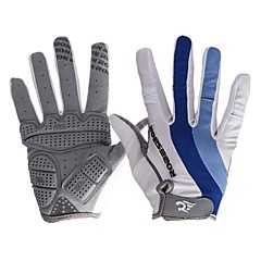 West biking Sports Gloves Bike Gloves / Cycling Gloves Keep Warm Waterproof Windproof Breathable Protective Anti-skidding Cushion