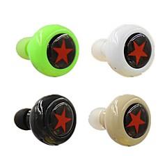 bluetooth v3.0 in-ear στερεοφωνικά ακουστικά με μικρόφωνο για 6/5 / 5δ Samsung S4 / 5 HTC LG και άλλοι