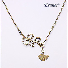 preiswerte Halsketten-Damen Anhängerketten - Silber, Bronze Modische Halsketten Schmuck Für Hochzeit, Party, Alltag