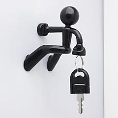 falmászás férfi kreatív design mágneses kulcstartó