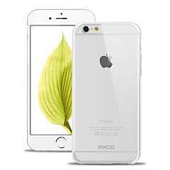 EXCO ультра тонкий тонкий 0.3mm прозрачный мягкий кристалл чехол для iphone 6с плюс / 6 плюс