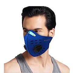 OESTE CICLISMO Bicicleta/Ciclismo Mascara Facial Unisex Transpirable / A prueba de polvo LCamping y senderismo / Ciclismo/Bicicleta /