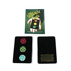 Zauberrequisiten - Signallampe Ampel die Karte