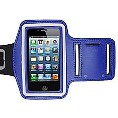 σπορ τρέχει τζόκινγκ γυμναστήριο περιβραχιόνιο πλήρη υπόθεση σώμα για το iphone 5 / 5δ / 5c / 6 (διάφορα χρώματα)
