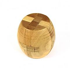 juguetes educativos de madera del rompecabezas barrica desbloqueo juego para los niños / niños - madera