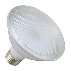 お買い得  LED 電球-防水PAR38の15ワットE27 36チップ3020 1300-1450lm白い暖かい白はスポットライトランプAC 110  -  220V凸面鏡を主導