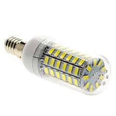 preiswerte LED-Birnen-5W 450 lm E14 LED Mais-Birnen T 69 Leds SMD 5730 Natürliches Weiß Wechselstrom 220-240V