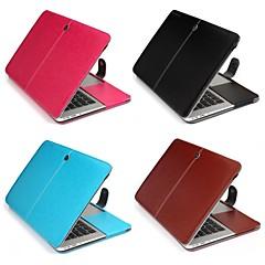 お買い得  週替り Apple アクセサリー SALE !-MacBook ケース ソリッド PUレザー のために MacBook Air 13インチ