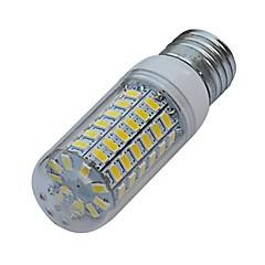 お買い得  LED 電球-3000-3200/6000-6500 lm E26/E27 LEDコーン型電球 T 69 LEDの SMD 5630 温白色 クールホワイト AC 220-240V
