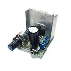 at102 kaksikanavainen äänetön tda7297 vahvistin board moduuli