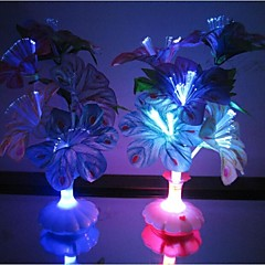 cheap LED Novelty Lights-LED Night Light Waterproof Battery Acrylic 1 Light No Batteries Included 11.0*11.0*29.0cm