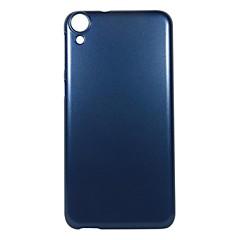 voordelige Hoesjes / covers voor HTC-Voor HTC hoesje Beplating hoesje Achterkantje hoesje Effen kleur Hard PC HTC