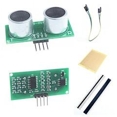 Χαμηλού Κόστους Οθόνες-μας-015 υπερήχων ενότητα απόσταση αισθητήρα μέτρησης και αξεσουάρ για Arduino