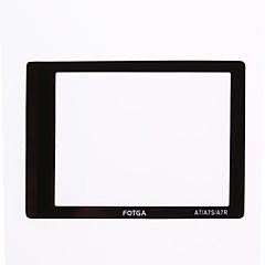 fotga® optisches Glas LCD-Display Schutzfolie für Sony Alpha a7 A7R A7S Kamera