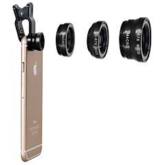 olcso Heti leárazások-lencse iphone 8 7 samsung galaxy s8 s7 mobiltelefon objektív mobiltelefon univerzális kiegészítők