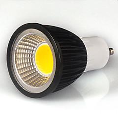7W GU10 LEDスポットライト MR16 1 COB 600 lm 温白色 / クールホワイト / ナチュラルホワイト AC 85-265 V 1個
