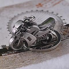 moto trousseau modèle de simulation 3d anneau de porte-clés de moto