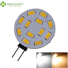 お買い得  自動車用LED電球-SENCART G4 / T10 / Festoon 電球 SMD 5730 / SMD 5630 / ハイパフォーマンスLED 450-550lm