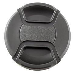 mengs® 67 milímetros snap-on tampa tampa da lente com corda / trela para nikon canon e sony