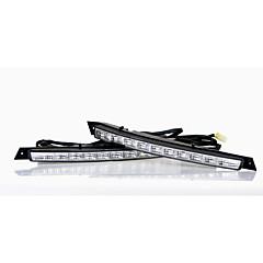 abordables Luces de Circulación Diurna-Luz para el Día ( 6000K LED - Coche