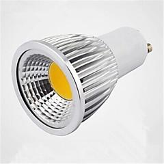 GU10 Точечное LED освещение MR16 1 светодиоды COB 600lm Тёплый белый Холодный белый Естественный белый AC 85-265