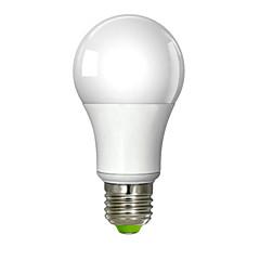 preiswerte LED-Birnen-700 lm E26/E27 LED Kugelbirnen A60(A19) 1 Leds Integriertes LED Warmes Weiß Wechselstrom 100-240V