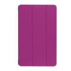 9.6 inch hármas összecsukható mintás kiváló minőségű PU bőrtok Huawei MediaPad T1 10 (vegyes színek)