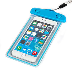 5,8 tuuman vedenpitävä valon vaikutus iPhone yhteisten