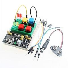 Breadboard Power Supply Basic Kit for Arduino