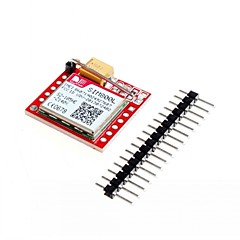 SIM800L Quad-band Network Mini GPRS GSM Breakout Module
