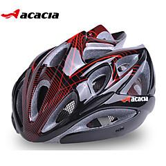 男女兼用 - サイクリング/マウンテンサイクリング/ロードバイク - マウンテン/ロード/スポーツ - ヘルメット ( イエロー/レッド/ブルー , PC/EPS ) サイクリング/マウンテンサイクリング/ロードバイク N/A 通気孔